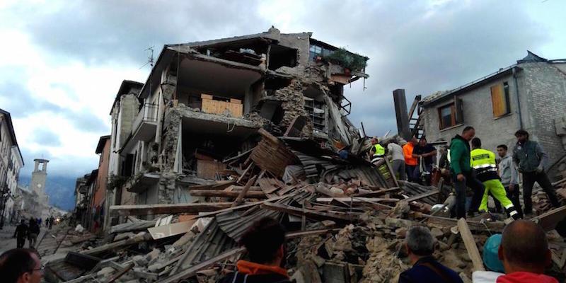 Lista terremoti ingv aggiornata in tempo reale for Ingv lista terremoti di oggi