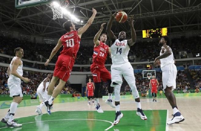 Usa-Serbia 94-91: Risultato Finale (Basket Rio 2016)