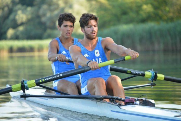 Abagnale-Di Costanzo Qualificati in Semifinale, 2 Senza Canottaggio Rio 2016