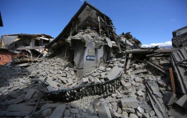 Terremoto Accumoli, Tetti in Cemento hanno aggravato Morti e Feriti?