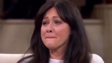 """Photo of Shannen Doherty confessa: """"Il mio cancro si aggrava"""""""