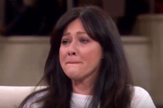 """Shannen Doherty confessa: """"Il mio cancro si aggrava"""""""