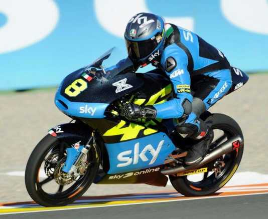 Moto3, Qualifiche GP Brno 2016: Diretta Tv e Streaming Gratis su Tv8