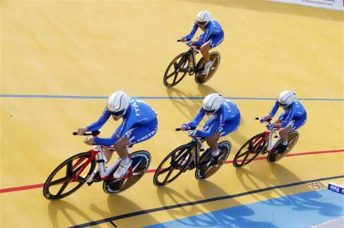 Risultati Inseguimento a Squadre Donne: Italia in Semifinale (Ciclismo su Pista Rio 2016)