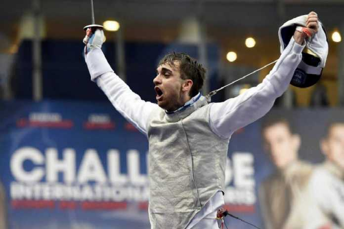 Daniele Garozzo vince Oro, Fioretto Maschile (Rio 2016)