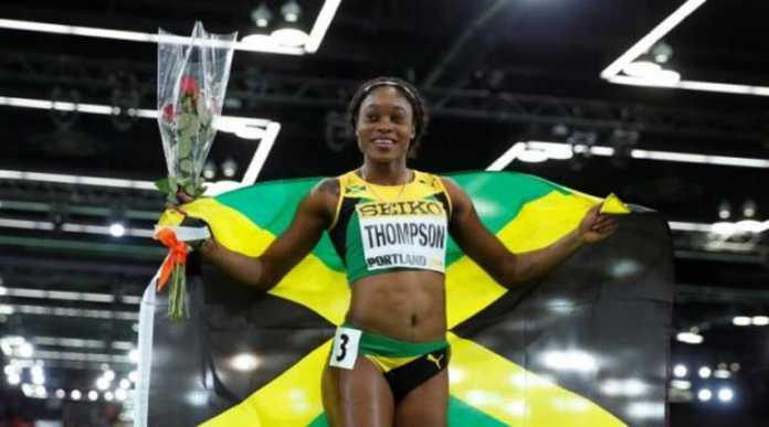 Thompson Oro nei 100 metri Femminili (Atletica Leggera Rio 2016)