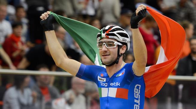 Omnium Rio 2016, Classifica Prima Giornata: Viviani secondo (Ciclismo su Pista)
