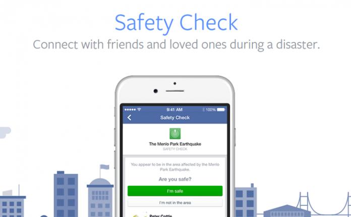 Safety Check Facebook, cos'è e come funziona