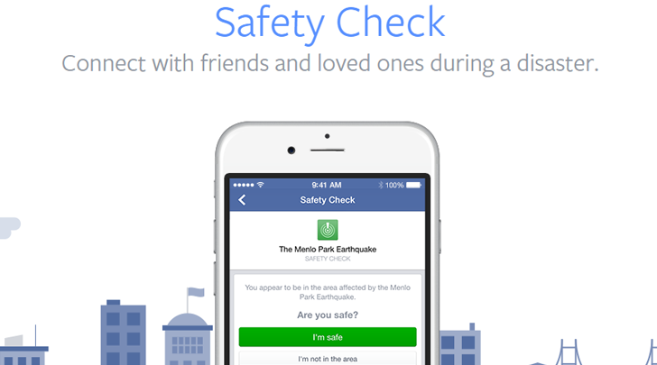 Safety Check Facebook, cos'è e come funziona