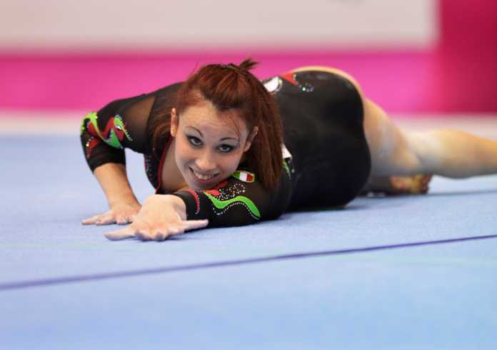 Vanessa Ferrari in Finale nella Ginnastica Artistica (Olimpiadi Rio 2016)