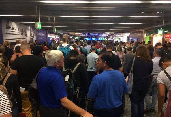 Francoforte, allarme bomba aeroporto: evacuato