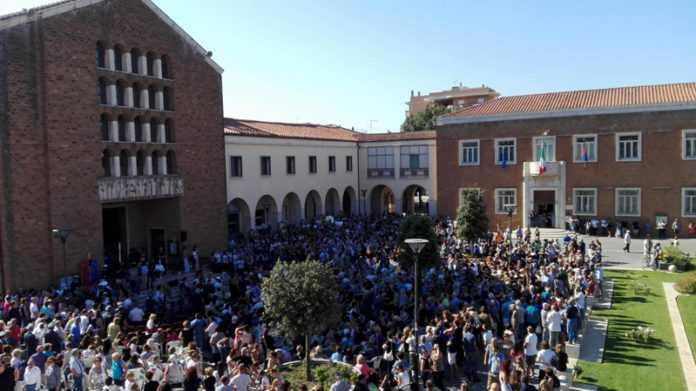 Terremoto 24 Agosto 2016, Funerali a Pomezia oggi (Foto) 1