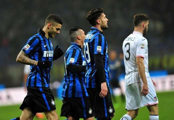 Inter-Palermo 1-1 Risultato Finale