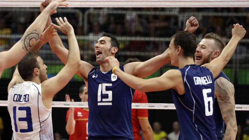 Italia-Usa 3-1: Risultato Finale (Pallavolo Uomini Rio 2016)