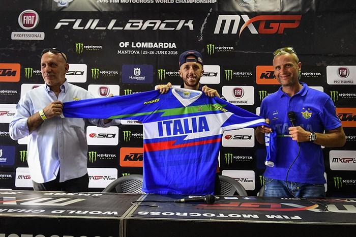 Motocross delle Nazioni 2016: Italiani in Gara