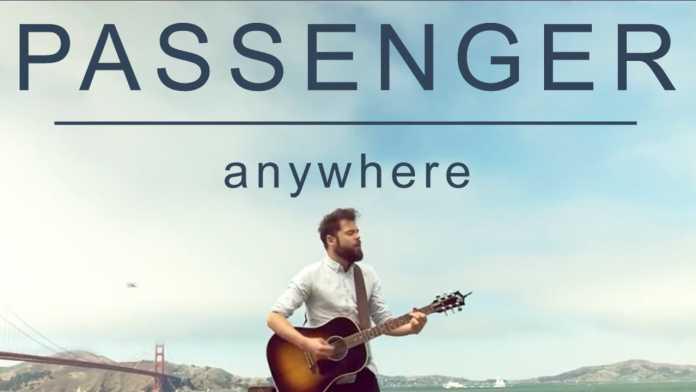 Passenger, nuovo singolo