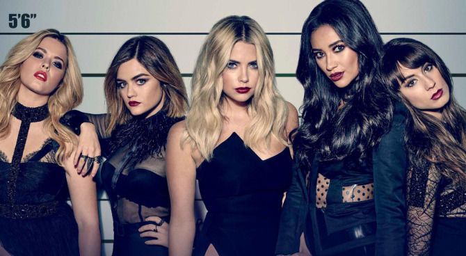 Pretty Little Liars 7: spoiler messa in onda