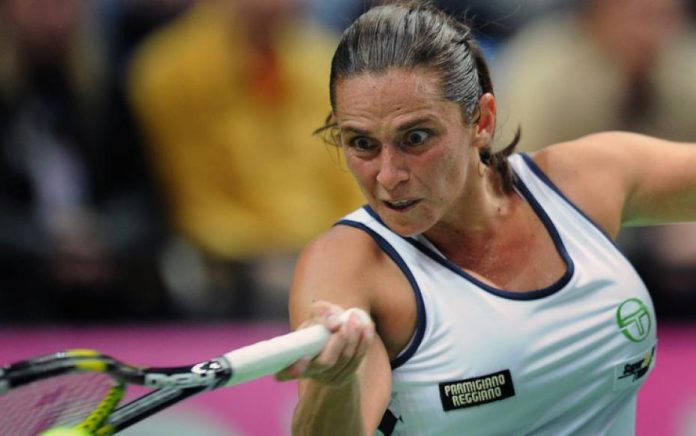 Schmiedlova-Vinci 2-0 (Tennis Olimpiadi 2016)
