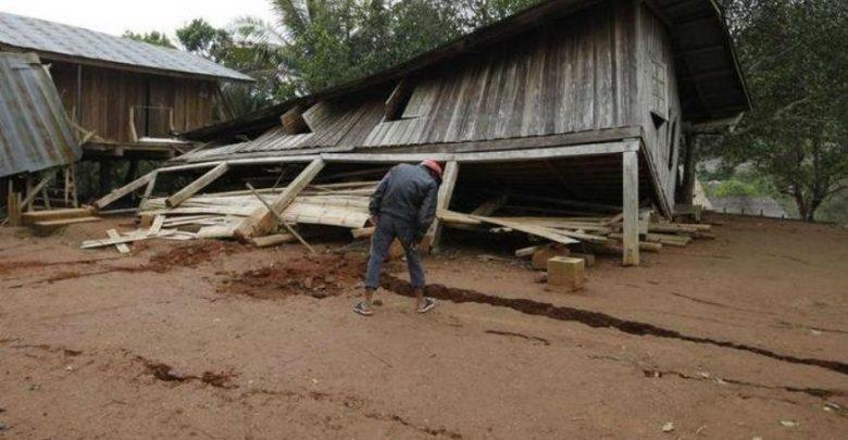 Terremoto Birmania, in Myanmar scossa di magnitudo 6.8 della scala Richter