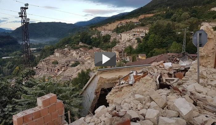 Terremoto oggi 24 agosto 2016: Video e Foto 2