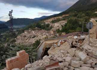 Terremoto oggi 24 agosto 2016: Video e Foto 1