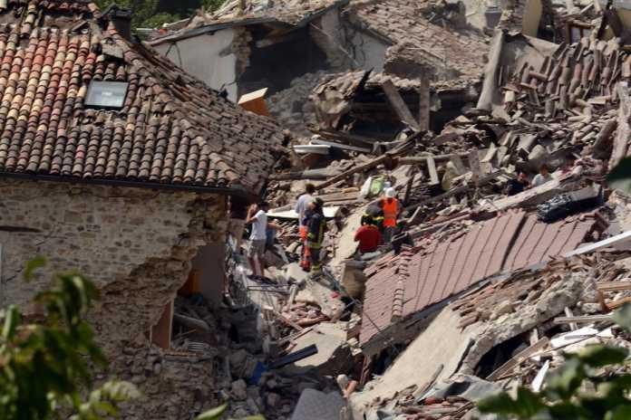 Terremoto 24 Agosto 2016, Nomi Vittime Arquata e Pescara del Tronto