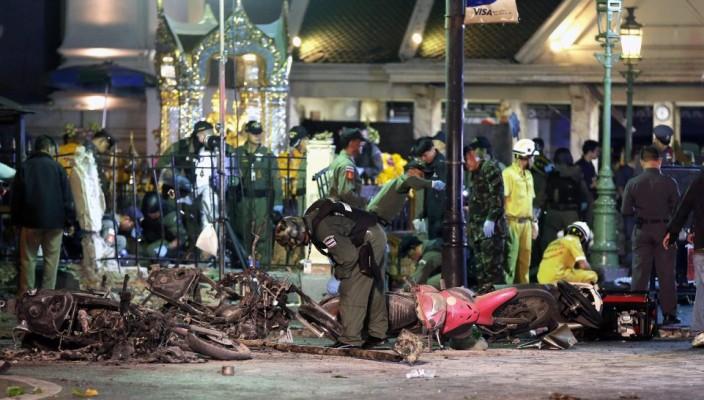 Attentato Thailandia: Nomi vittime italiane
