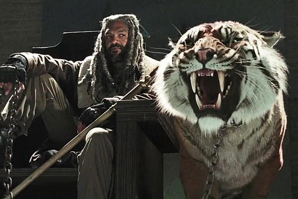 The Walking Dead 7 Anticipazioni: Kahry Payton parla del suo Ezekiel