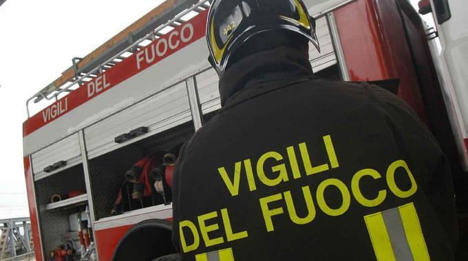 Maltempo in Calabria: cede strada a Girifalco (Catanzaro)