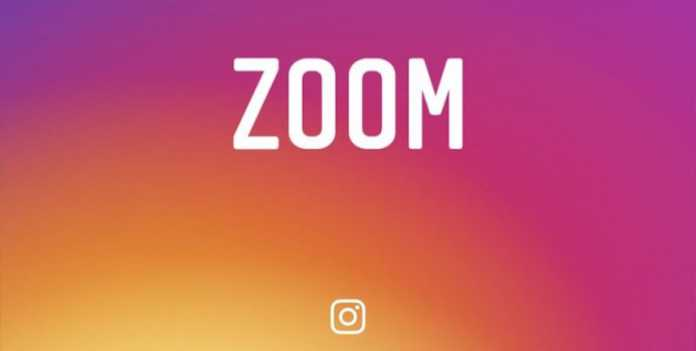 Zoom su Instagram: cos'è e come funziona 2