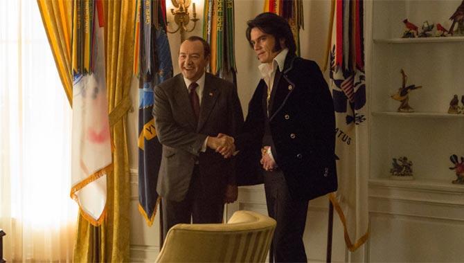Elvis & Nixon, Uscita, Trama e Cast