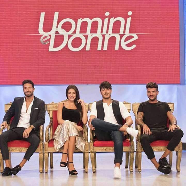 Uomini e Donne Replica Prima Puntata: Streaming 12 settembre 2016