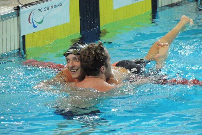 Paralimpiadi 2016, Federico Morlacchi Oro nel nuoto 2