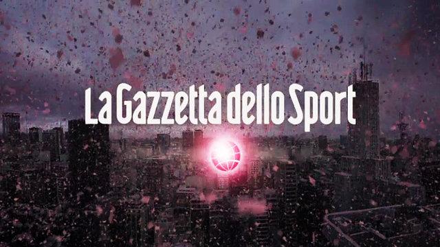 Prima Pagina Gazzetta dello Sport (30 settembre 2016)