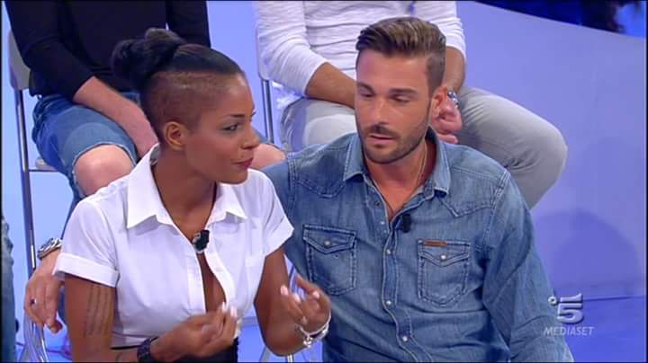 Georgette e Davide a Uomini e Donne: Video del Confronto con Karina e Claudio