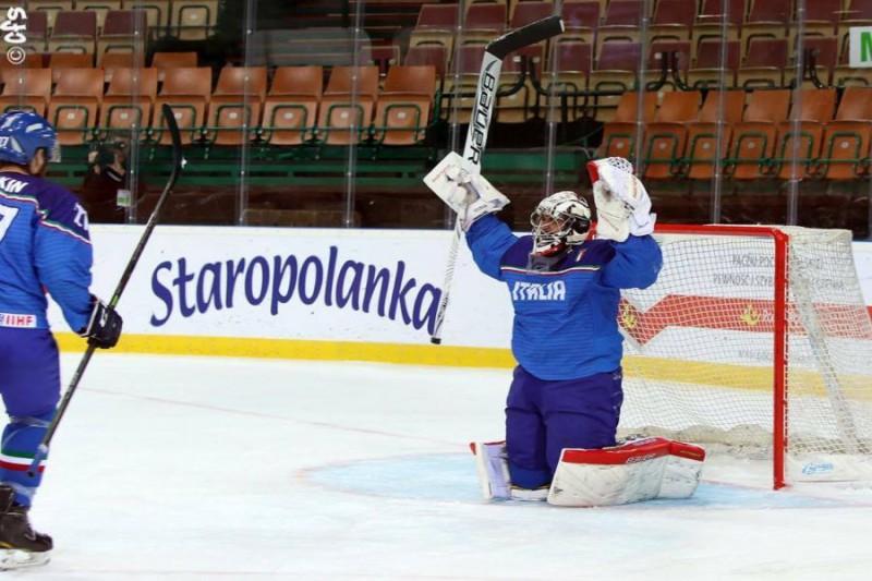 Italia-Francia 1-2, Hockey su ghiaccio Preolimpico Oslo:Risultato Finale
