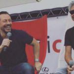 """Ligabue e Stefano Accorsi a Fuori Cinema: 18anni dopo """"Radio Freccia"""""""