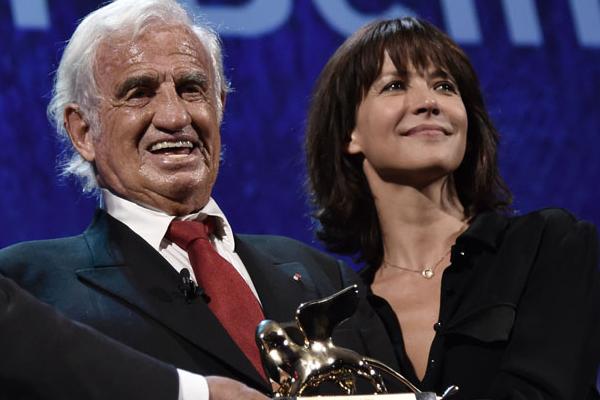 Leone d'Oro alla carriera per Jean Paul Belmondo