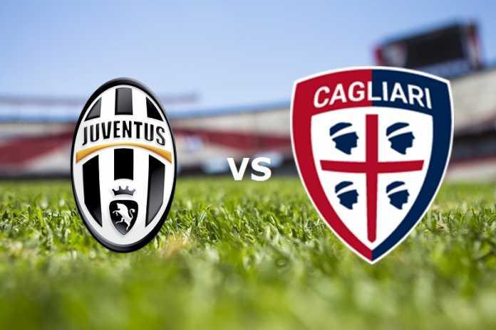 Juventus-Cagliari 4-0, Risultato Finale (Serie A 2016-17)