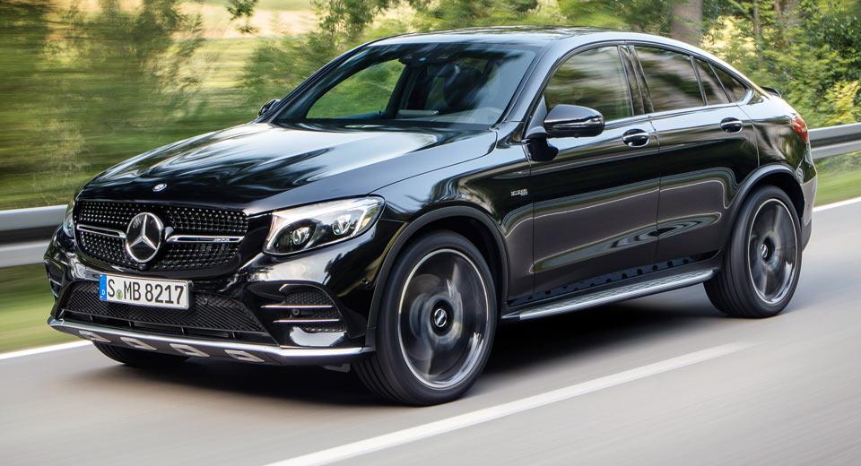 Mercedes-AMG GLC 43 4Matic Coupé: caratterisiche e prezzo
