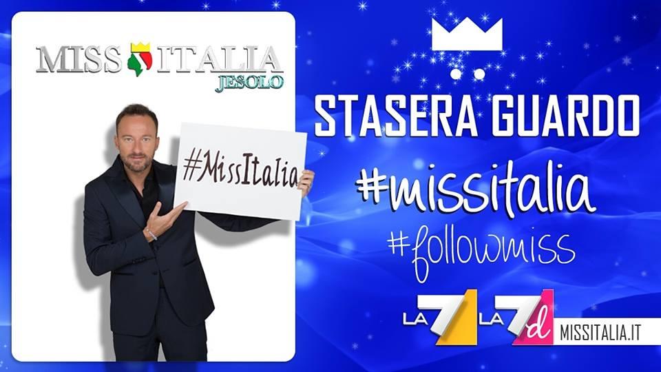 Miss Italia 2016 Finale: le 40 ragazze finaliste (Foto)