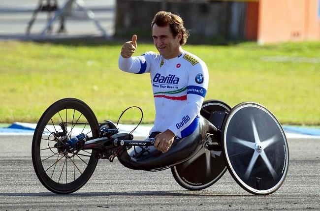 Paralimpiadi 2016: Zanardi Oro nel Ciclismo