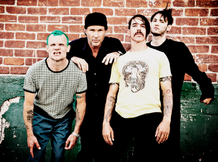 Red Hot Chili Peppers, nuovo singolo