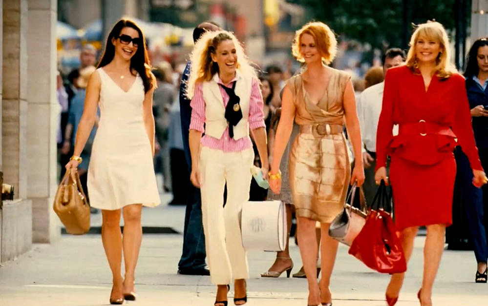 Sex and the City, di nuovo in tv o al cinema?
