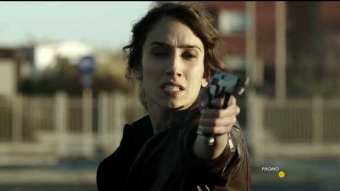 Chi è Silvia D'Amico: Rosalia Bertelli in Squadra Antimafia 8