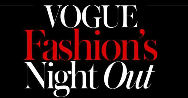 Vogue Fashion's Night Out 2016: Programma Completo e Ospiti della VFNO
