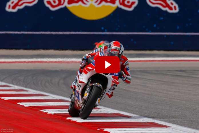 Caduta Dovizioso Qualifiche MotoGp Silverstone 2016 (Video)