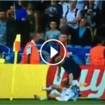Dinamo Kiev-Napoli: scontro Yarmolenko con l'Arbitro (Video)