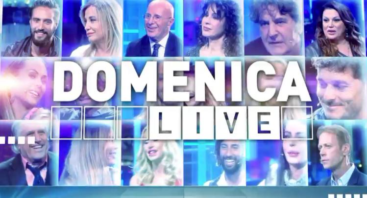 Replica Domenica Live su Video Mediaset: Streaming Puntata 25 settembre 2016