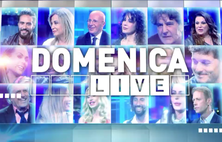 Replica Domenica Live su Video Mediaset: Streaming Puntata 25 settembre 2016